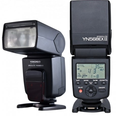 FLASH YONGNUO YN568 EX NIKON